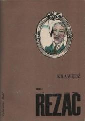 Okładka książki Krawędź Václav Řezáč