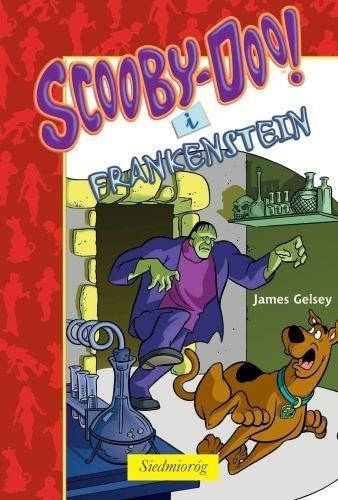 Okładka książki Scooby-Doo! i Frankenstein James Gelsey