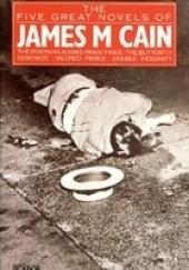 Okładka książki The Five Great Novels James Mallahan Cain