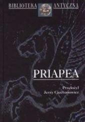 Okładka książki Priapea