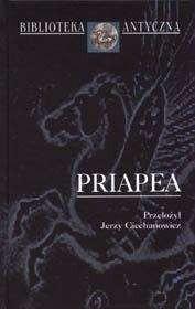 Okładka książki Priapea praca zbiorowa