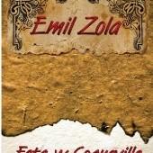 Okładka książki Feta w Coqueville Emil Zola