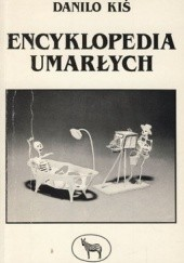 Okładka książki Encyklopedia umarłych Danilo Kiš