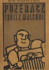 Okładka książki Pożeracz ludzi z Malgudi