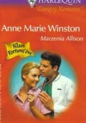 Okładka książki Marzenia Allison