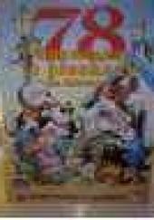 Okładka książki 78 opowieści o pieskach na dobranoc praca zbiorowa