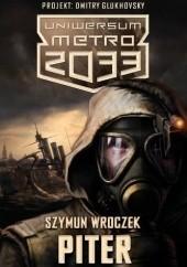 Okładka książki Piter Szymun Wroczek