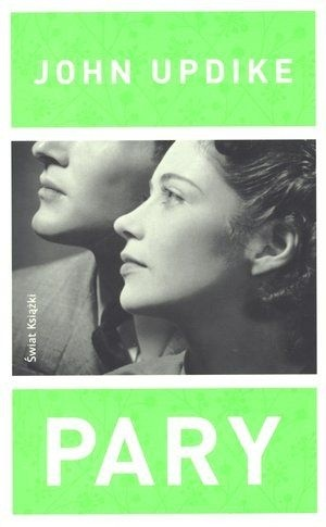 Okładka książki Pary John Updike