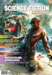 Okładka książki Science Fiction, Fantasy & Horror 70 (8/2011) Red. Science Fiction Fantasy & Horror
