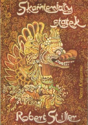 Okładka książki Skamieniały statek. Baśnie malajskie