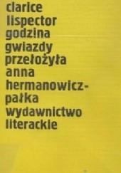 Okładka książki Godzina gwiazdy Clarice Lispector