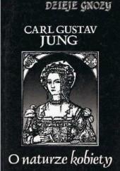 Okładka książki O naturze kobiety Carl Gustav Jung