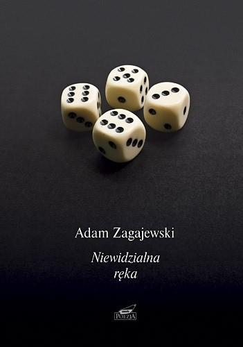 Okładka książki Niewidzialna ręka Adam Zagajewski