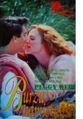 Okładka książki Burza namiętności Peggy Webb