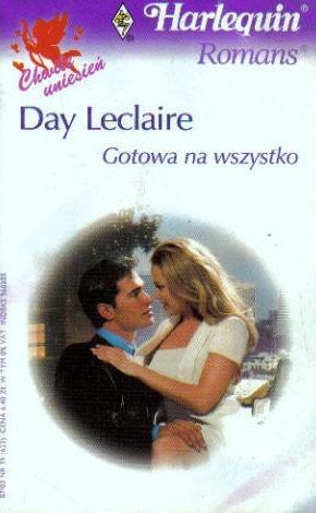 Okładka książki Gotowa na wszystko Day Leclaire