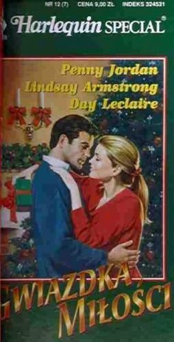 Okładka książki Gwiazdka miłości Penny Jordan,Day Leclaire,Lindsay Armstrong