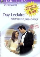 Okładka książki Mistrzowie prowokacji Day Leclaire