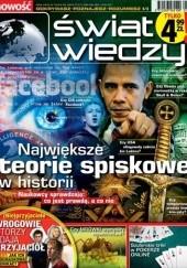 Okładka książki Świat Wiedzy (1/2011) Redakcja pisma Świat Wiedzy