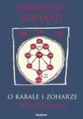 Okładka książki Opowieści Zoharu. O Kabale i Zoharze Ireneusz Kania