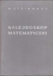 Okładka książki Kalejdoskop matematyczny Hugo Steinhaus