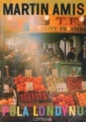 Okładka książki Pola Londynu Martin Amis