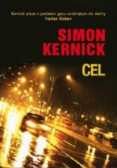 Okładka książki Cel Simon Kernick