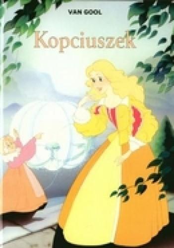 Okładka książki Kopciuszek Van Gool