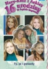 Okładka książki 16 urodziny to będzie impreza! Ty, ja i gwiazdy Emma Harrison
