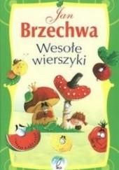 Okładka książki Wesołe wierszyki Jan Brzechwa