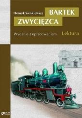 Okładka książki Bartek Zwycięzca Henryk Sienkiewicz