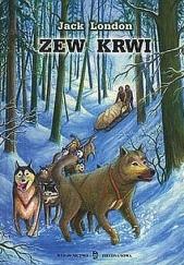 Okładka książki Zew krwi Jack London