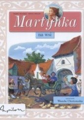 Okładka książki Martynka na wsi Gilbert Delahaye