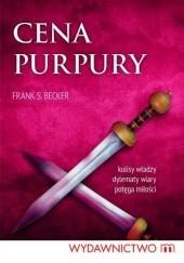 Okładka książki Cena purpury Frank S. Becker