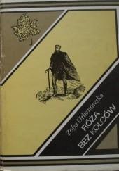 Okładka książki Róża bez kolców