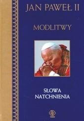 Okładka książki Słowa natchnienia Jan Paweł II