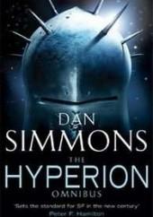 Okładka książki Hyperion Omnibus Dan Simmons
