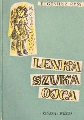 Okładka książki Lenka szuka ojca Jewgenij Ryss