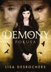 Okładka książki Demony. Pokusa Lisa Desrochers