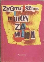 Okładka książki Milion za milion Zygmunt Sztaba