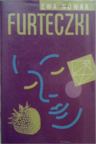 Okładka książki Furteczki Ewa Nowak