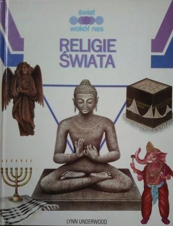 Okładka książki Religie świata Lynn Underwood