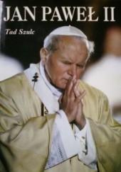 Okładka książki Jan Paweł II Tad Szulc