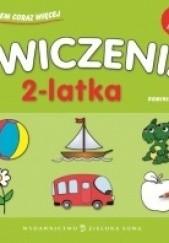 Okładka książki Ćwiczenia 2-latka. Wiem coraz więcej