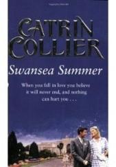 Okładka książki Swansea Summer Catrin Collier