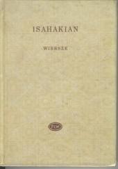 Okładka książki Wiersze Awetik Isahakian