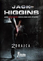 Okładka książki Zdrajca Jack Higgins