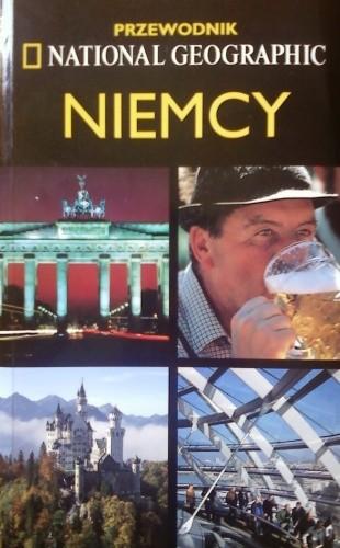 Okładka książki Niemcy. Przewodnik National Geographic Michael Ivory