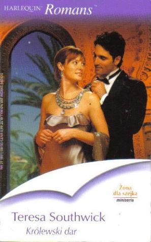 Okładka książki Królewski dar Teresa Southwick