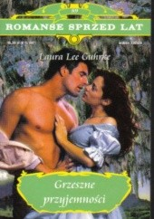 Okładka książki Grzeszne przyjemności Laura Lee Guhrke
