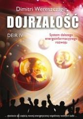 Okładka książki Dojrzałość. DEIR IV Dimitri Wereszczagin